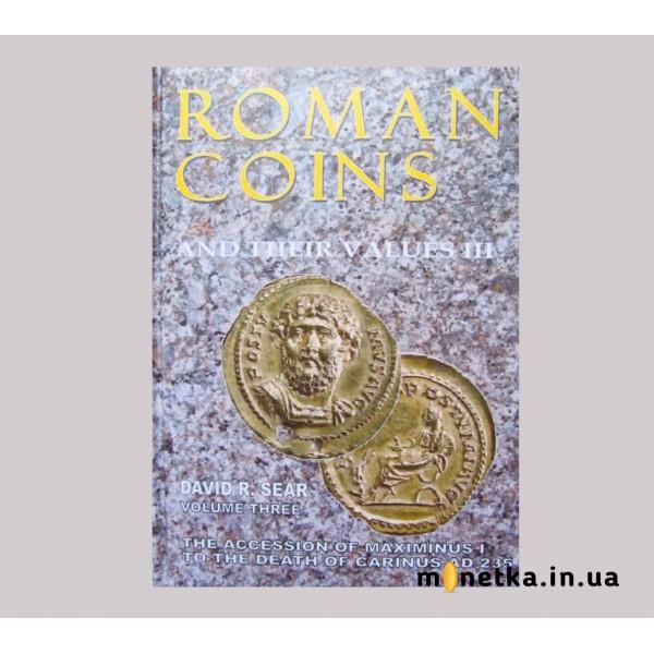 Римские монеты и их стоимость. Выпуск 3. Sear/Spink, 2005