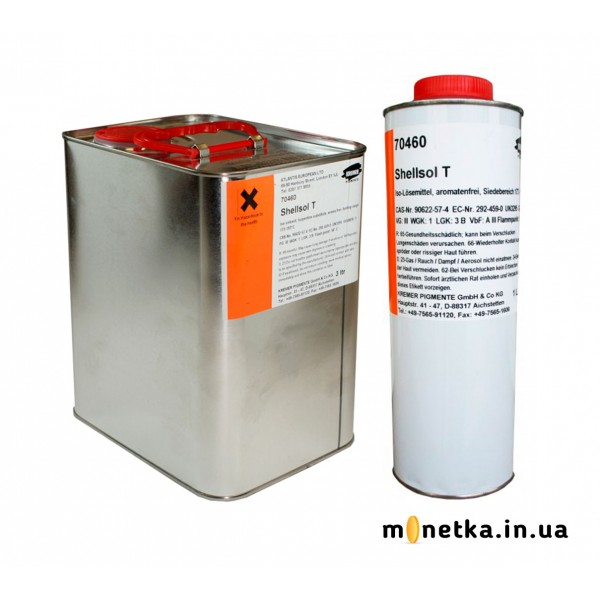 Shellsol Т растворитель микрокристаллического воска, 100 мл