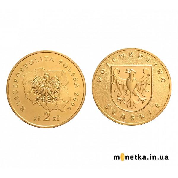 Польша 2 злотых 2004, Силезское воеводство