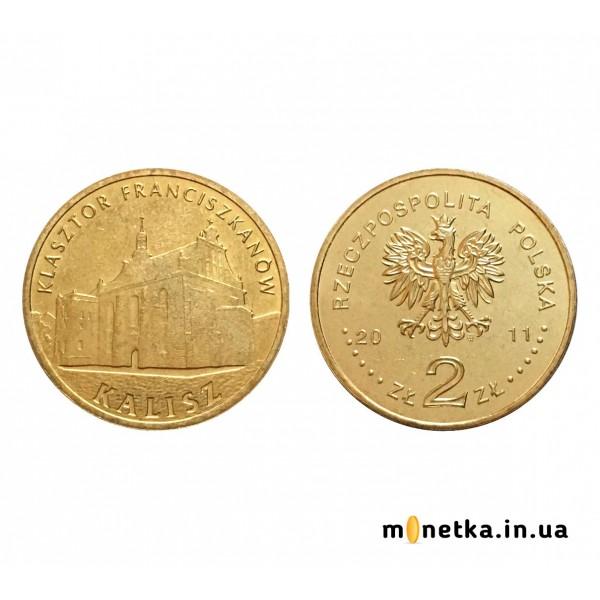 Польша 2 злотых 2011, Калиц