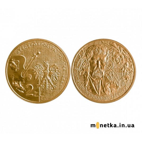 2 злотых 2004, Художники Польши 19-20 века - Станислав Выспяньский