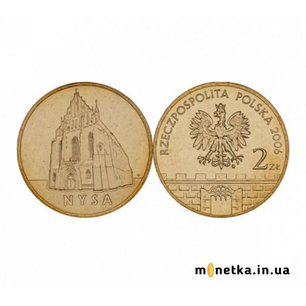 Польша 2 злотых 2006, Ниса