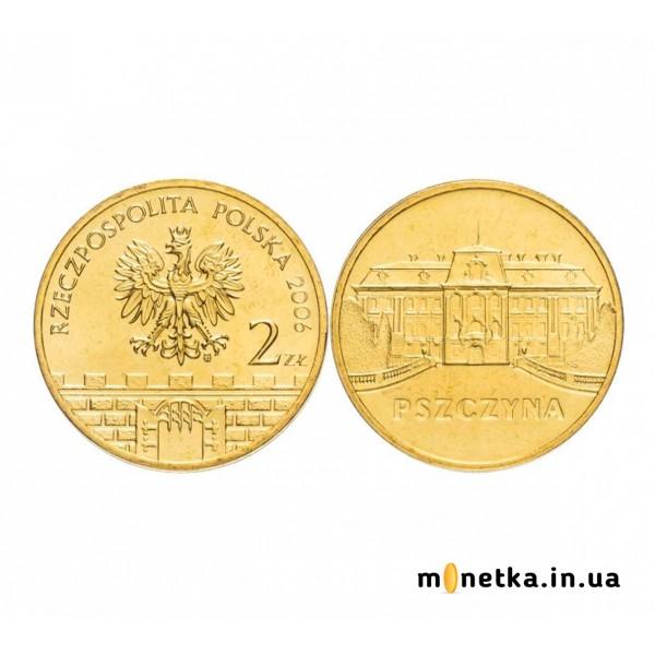 Польша 2 злотых 2006, Пщина